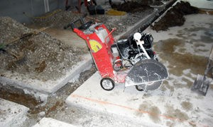 Concrete Cutting Photo Gallery
